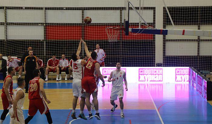 Košarkaši Vojvodine poraženi u Zemunu