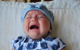Znate li šta je ljubičasti plač kod beba?