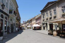 Obnavljaju se fasade u Dunavskoj i na Trgu Marije Trandafil