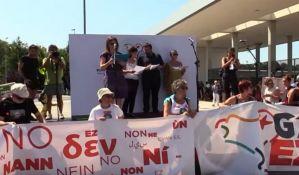 Protestni marš protiv G7 završen mirno