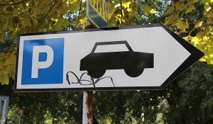 Monasi iz pulskog samostana zarađuju naplatom parkiranja na ilegalnom parkiralištu