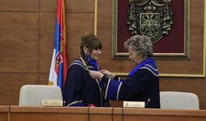 Snežana Marković zvanično predsednica Ustavnog suda