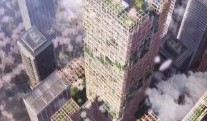 Gradi se najviši drveni neboder na svetu