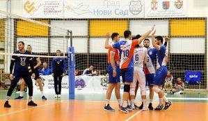 Odbojkaši Vojvodine slavili protiv Ribnice, u ponedeljak nastavak Lige šampiona