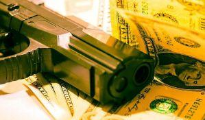 Pljačka banke u Subotici, sumnja se da je ukradeno milion evra