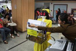 Na Tajlandu roboti rade kao medicinske sestre