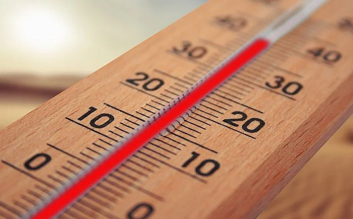RHMZ: Tek od polovine jula temperature iznad 30 stepeni