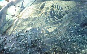 Automobil sleteo sa puta kod Obrenovca i udario u stub, poginula jedna osoba
