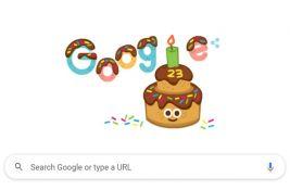 Google danas slavi 23. rođendan