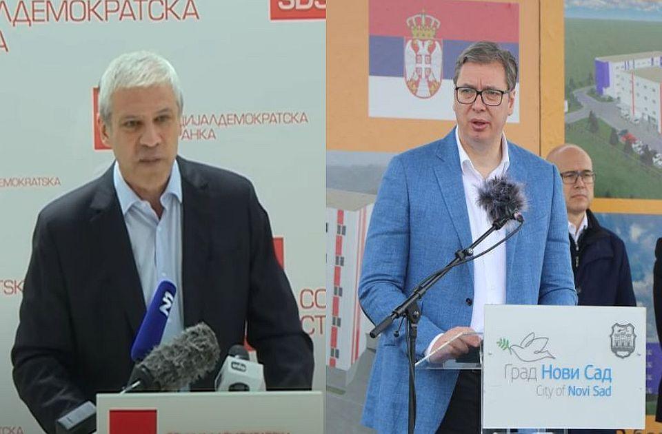 Vučićev i Tadićev kraj drugog mandata: Šta su sličnosti, a šta razlike?