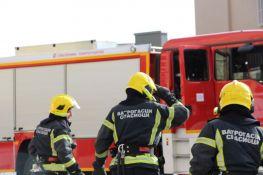 Radnik povređen u požaru u rafineriji u Pančevu
