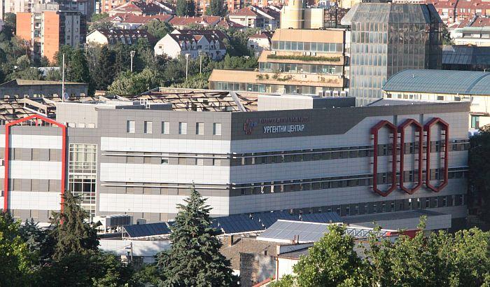 Uhapšen lekar u Kliničkom centru Vojvodine