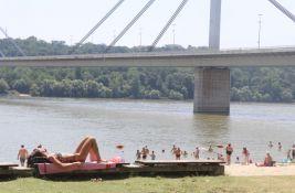 FOTO, VIDEO: Odmor pod suncobranom i na vrućem pesku - idete li na Štrand?