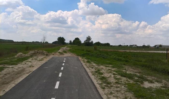 Nastavlja se izgradnja biciklističke staze od Novog Sada do Begeča