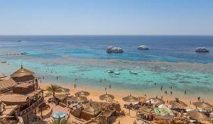 Hurgada i Šarm el Šeik primaju strane turiste od 1. jula
