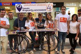 Sergej Trifunović u Novom Sadu, međusobna podrška PSG i Sasvim druge priče