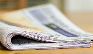 Kragujevačke novine se nisu pojavile na kioscima