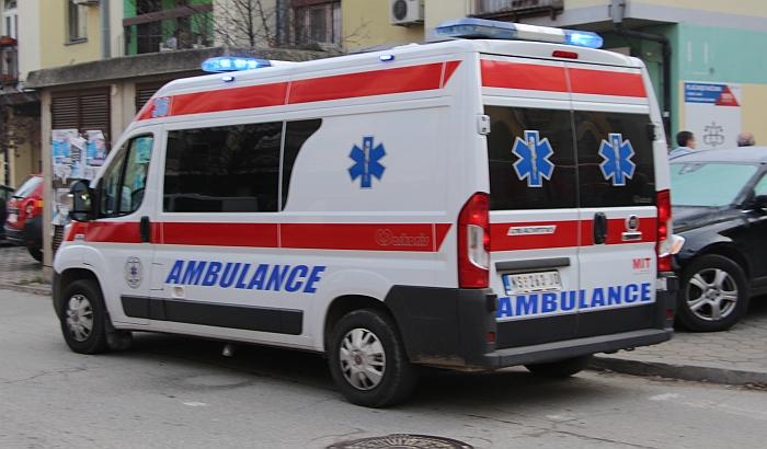 Troje povređeno u sudarima u Novom Sadu, među njima i dete