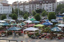 Za vikend na Cvetnoj pijaci anketiranje građana o zelenilu u Novom Sadu