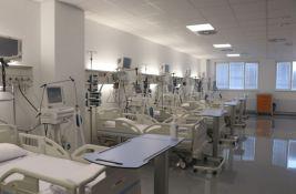 U Novom Sadu smanjen broj kovid pacijenata