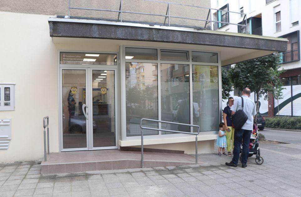 Šalter sale policije u Sremskoj i na Bulevaru oslobođenja neće raditi u nedelju
