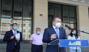 VIDEO Mirović: U Novom Sadu verovatno uskoro nove mere da se spreči dalje širenje korone