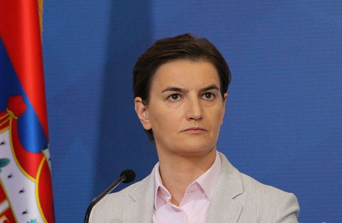 Brnabić: Rast broja novozaraženih zbog protesta, to nam sada dolazi na naplatu