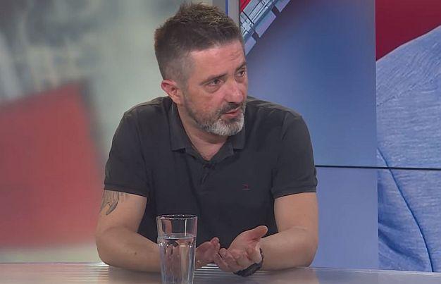 Darko Mitrović 12. decembra u Radio kafeu