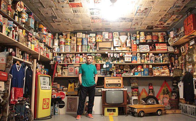 Jugoslavija i dalje živi u garaži na Grbavici: Kako je Zoran napravio muzej