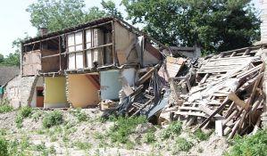 Pojavio se investitor spreman da otkupi srušeni objekat u Dositejevoj 11
