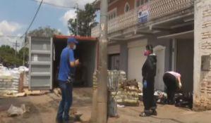 VIDEO: U Paragvaju pronađeno pet leševa u kontejneru iz Srbije