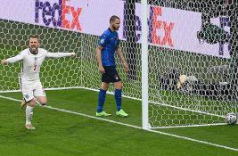 Vodeći gol Engleske najbrži gol u finalima evropskih prvenstava