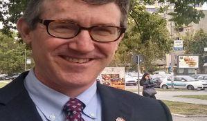 Timoti Stendart za 021.rs: Ambasada SAD sa Novim Sadom ima odličnu saradnju u domenu obrazovanja i kulture