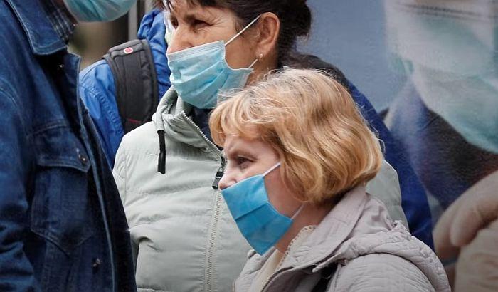 Da li ćete platiti kaznu ako masku nosite ispod nosa?