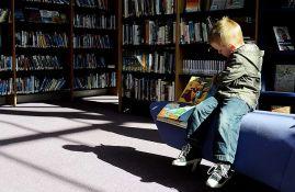 Dodela Čitalačkih znački malim knjigoljupcima u petak u Gradskoj biblioteci