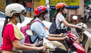 Zagađen vazduh utiče na gustinu kostiju