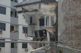 Vesić: Stanari iz urušene zgrade na Vračaru dobiće novu zgradu