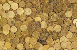 Na hrvatskim kovanicama evra šahovnica, geografska karta, kuna, glagoljica i Tesla