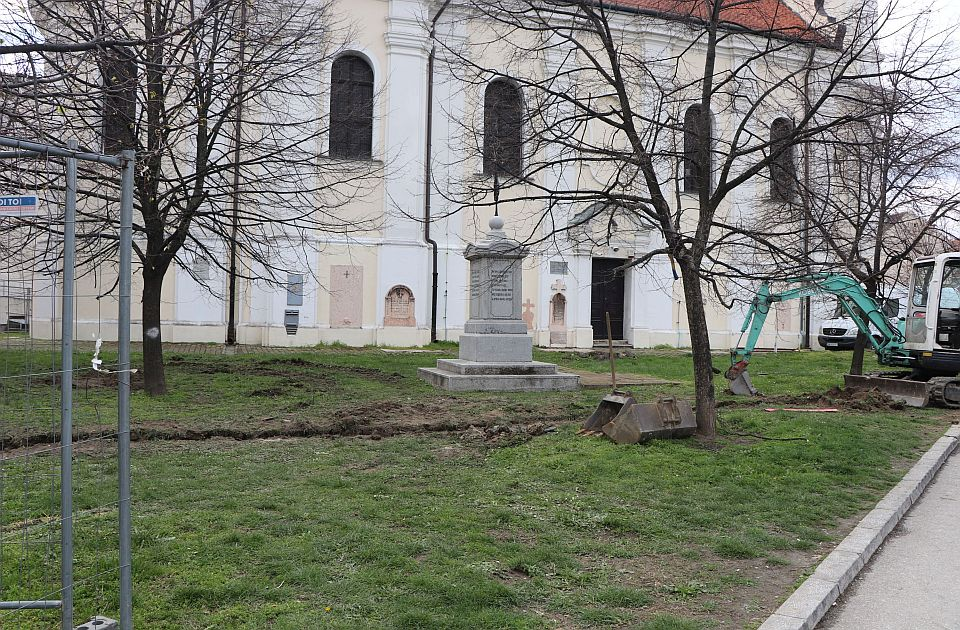 Novi Sad traži projektanta za osvetljenje Uspenske crkve