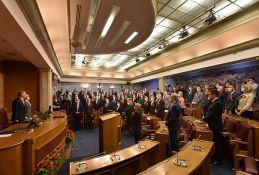 Aleksa Bečić izabran za predsednika Skupštine Crne Gore, Krivokapić predložen za mandatara