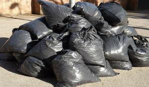 Crni džakovi za smeće veoma štetni za zdravlje