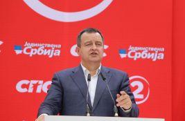 Dačić predsedniku parlamenta Slovenije predložio dvojno državljanstvo za Srbe