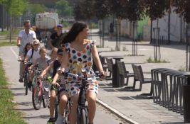 VIDEO: Gde je mesto biciklistima u gradu?