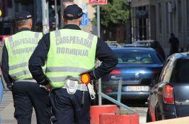 Drogiran ignorisao saobraćajce u Beogradu i prošao kroz tri crvena svetla