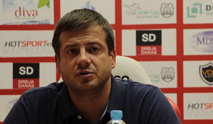 Lalatović pred derbi sa Zvezdom: Ne interesuje nas titula, već Liga Evrope