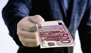 Plaćanje u kešu samo do 500 evra u Severnoj Makedoniji