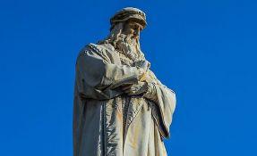 FOTO: Nakon 500 godina otkriven crtež Leonarda da Vinčija