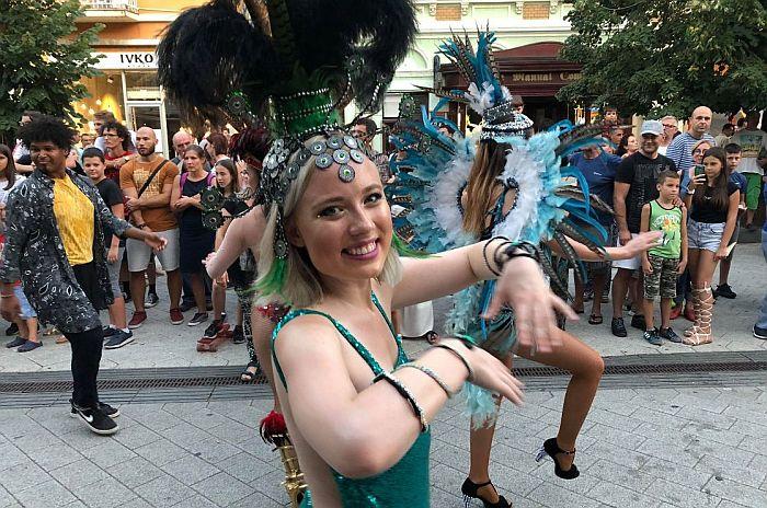 VIDEO: Dani Brazila od petka do nedelje u Novom Sadu