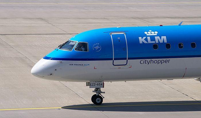 Zemaljsko osoblje KLM-a štrajkuje u nedelju