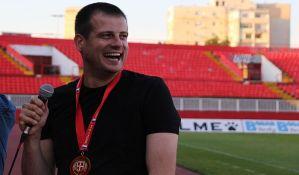 Lalatović: Želim da pobedim Crvenu zvezdu